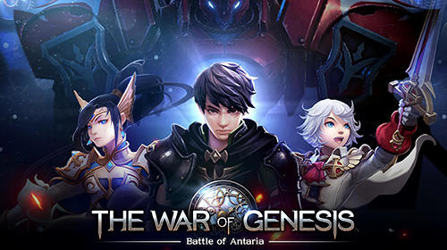 The war of genesis: Battle of Antaria Screenshot