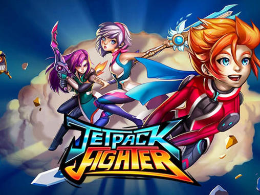 Jetpack fighter Screenshot