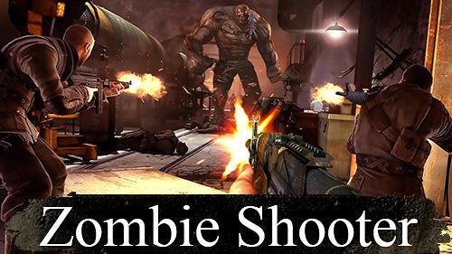 Zombie shooter: Fury of war screenshot 1