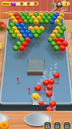 Bubble chef for Android