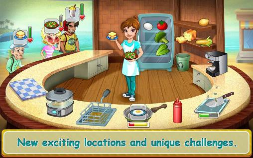 Kitchen story for Android