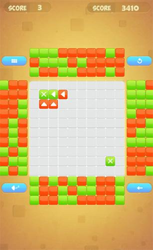 Logik Brick shooter ultimate 2 für das Smartphone
