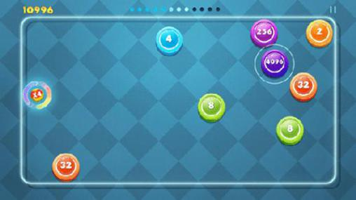 Rätselspiele Puxers: The fun brain game auf Deutsch
