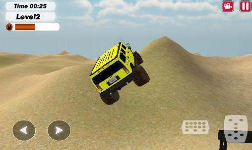 Extreme monster stunts 3D für Android
