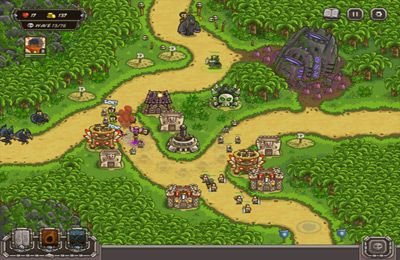 Screenshot Sturm auf die Grenzen des Königreichs auf dem iPhone