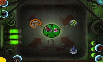 Multiplayerspiele Don't Fall in the Hole für das Smartphone