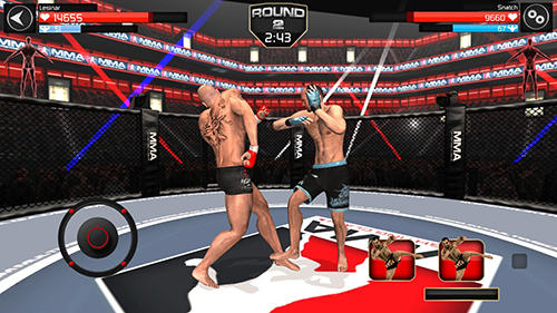 MMA Fighting clash pour Android