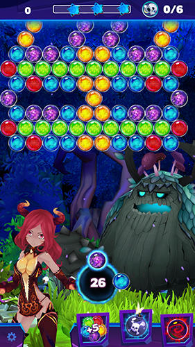 Purgatory inc: Bubble shooter für Android