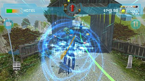 Action games: download Unicycle Delivery Service: UDS to your phone