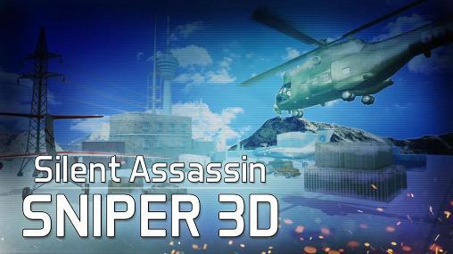 Silent assassin: Sniper 3D Symbol