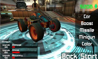 Rennspiele Doom Buggy für das Smartphone