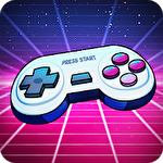 Press start: Game nostalgia clicker icône