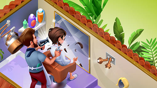 My beauty spa: Stars and stories für Android
