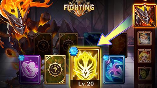 RPG Avatar kingdoms für das Smartphone