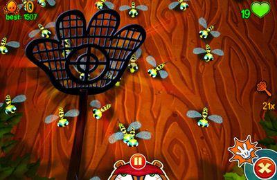 Attaque de scarabées
