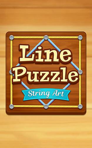 скріншот Line puzzle: String art
