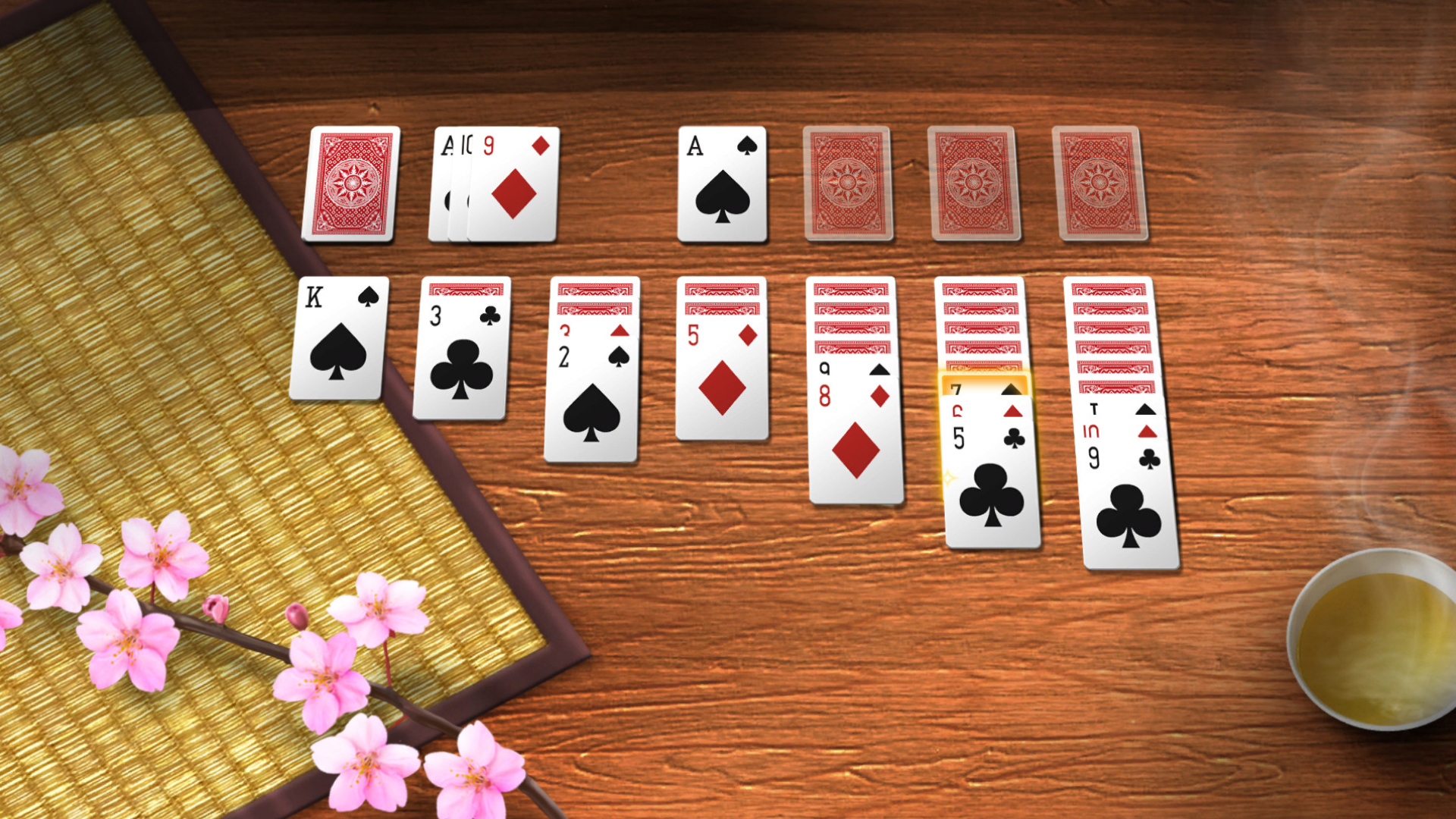 new Solitaire games for Android