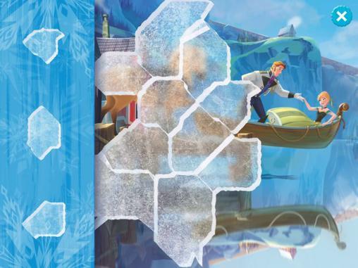 Für Kinder Disney. Frozen: Storybook deluxe auf Deutsch