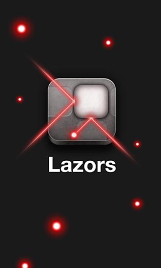 Lasers capture d'écran