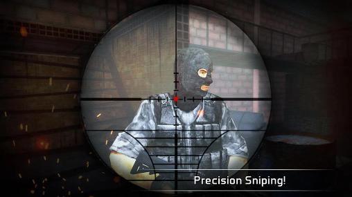 Silent assassin: Sniper 3D Screenshot