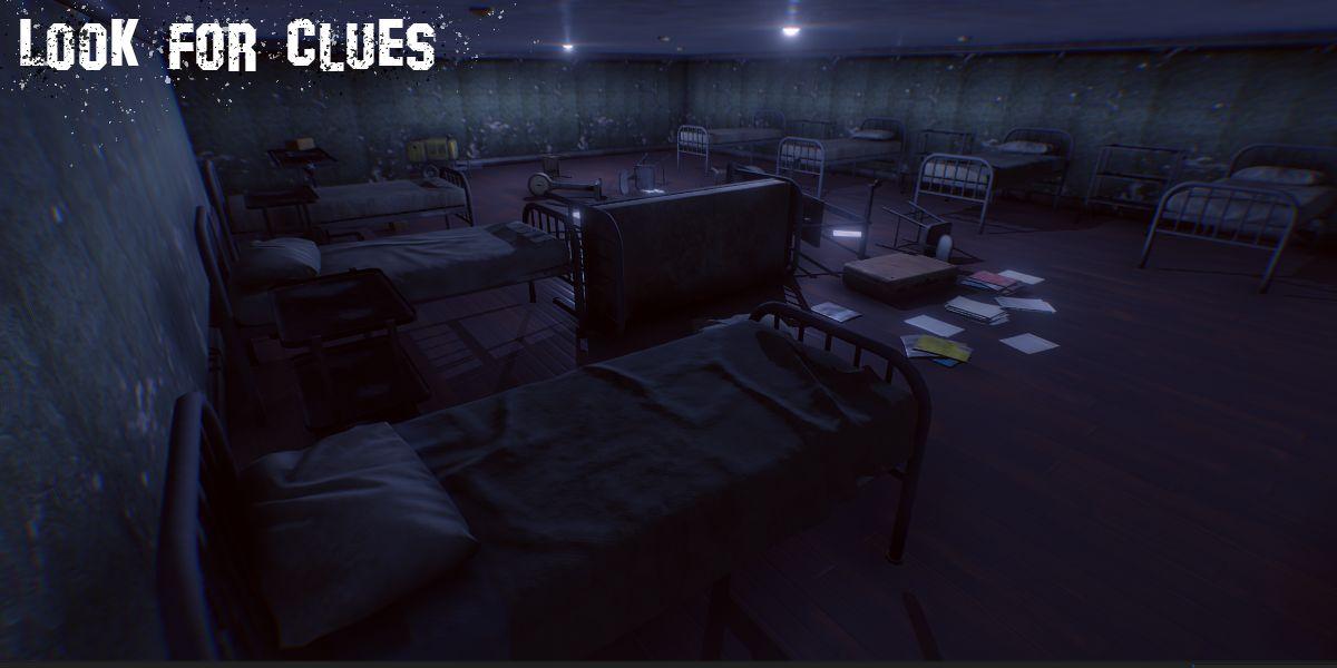 The Longest Night Lite:House of Killer screenshot 1