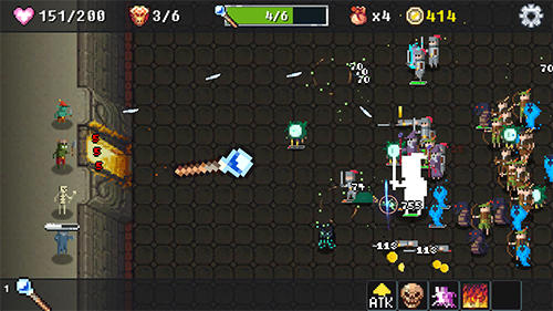 Dungeon defense for Android
