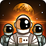 Idle tycoon: Space company іконка