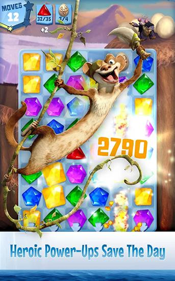 Ice age: Hailstorm for Android