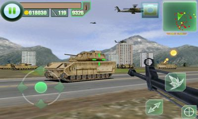 The Last Defender Screenshot