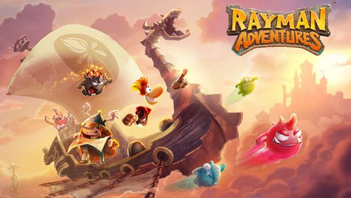 logo Aventuras de Rayman