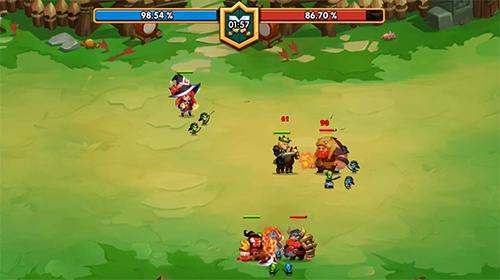 Lords of dragons screenshot 1