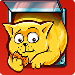 Cat on a diet Symbol