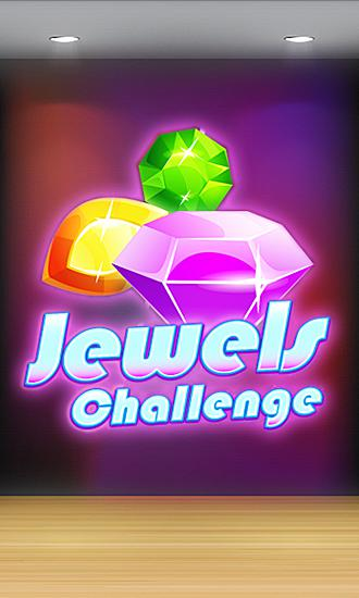Jewels challenge Screenshot