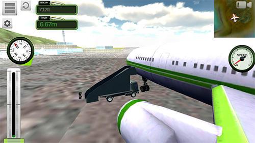 Simulation Boeing airplane simulator pour smartphone