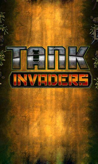 Tank invaders Screenshot