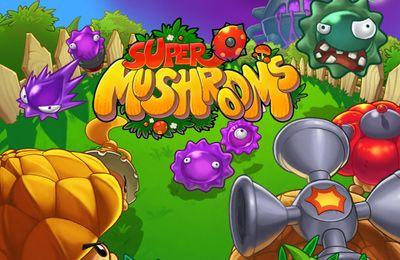 logo Super hongos