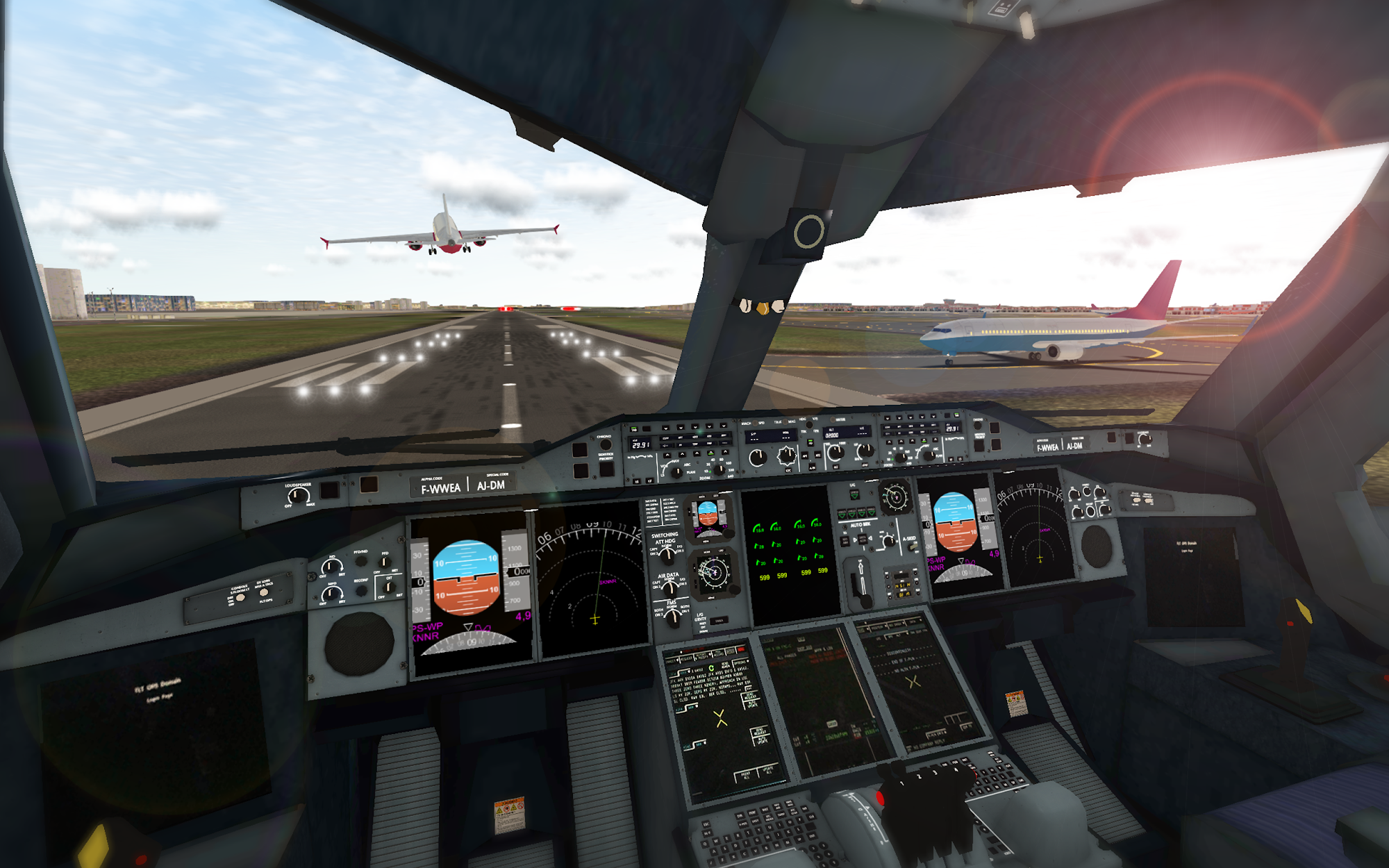 RFS - Real Flight Simulator для Android