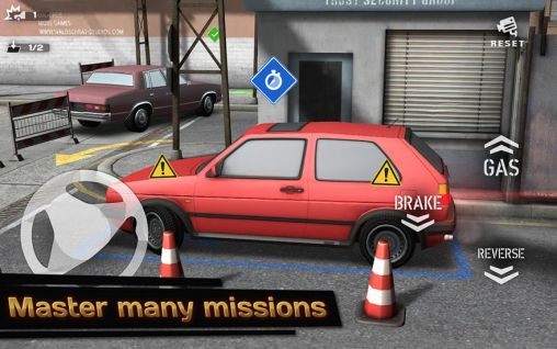 Backyard parking 3D para Android