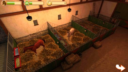 Horse world 3D: My riding horse für Android
