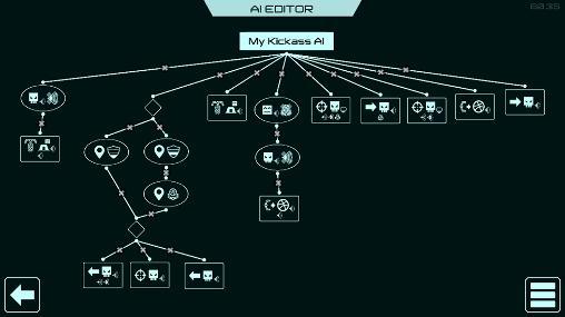 グラディアボッツ:タクティカル・ボット・プログラミング スクリーンショット1