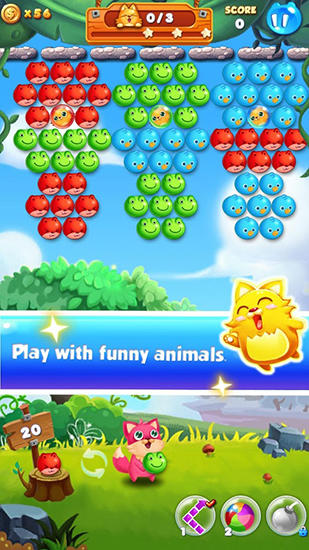 Bubble сat: Rescue for Android