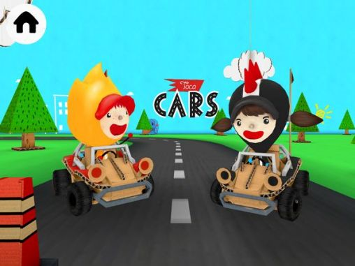 Toca: Cars screenshot 1