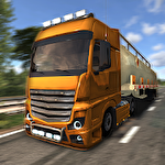 Euro truck driver icono