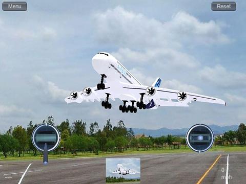 Le simulateur absolu des avions télécommandés pour iPhone gratuitement