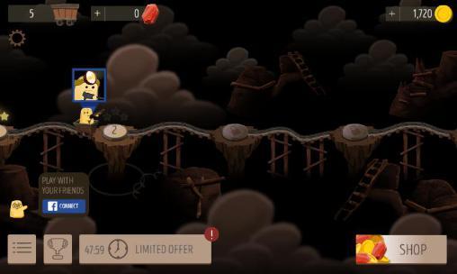 Arcade Hopeless 2: Cave escape für das Smartphone