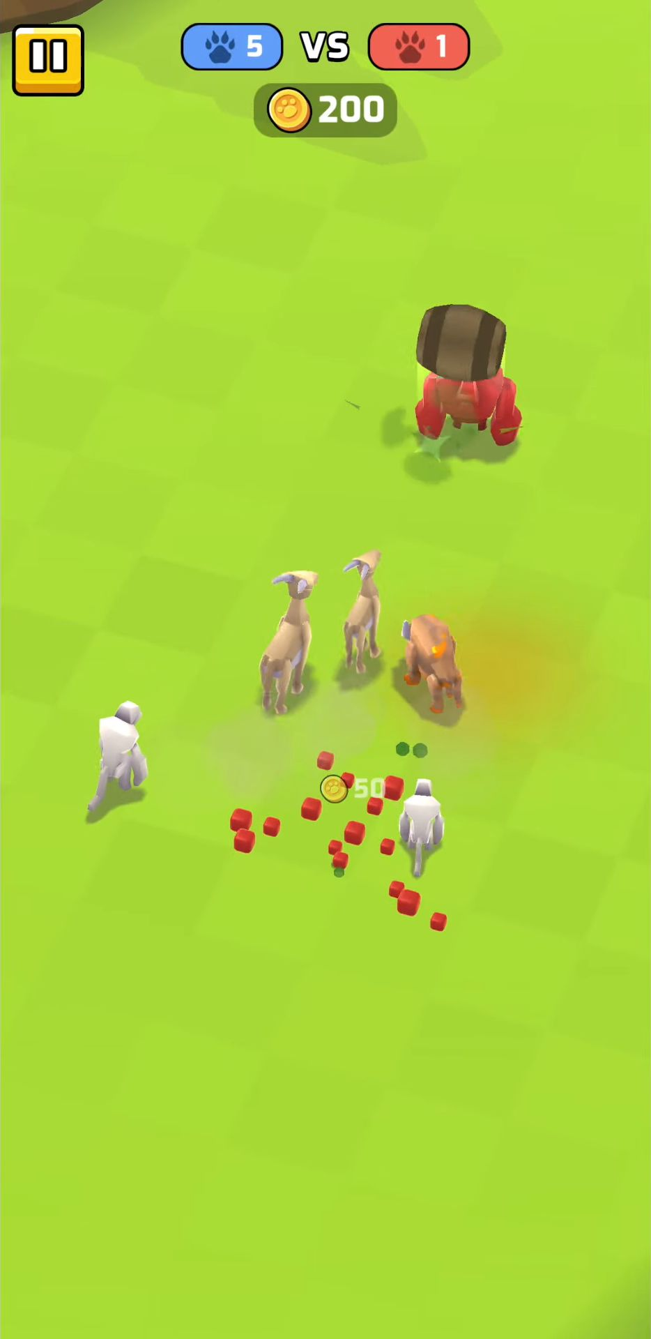 Animal Warfare screenshot 1