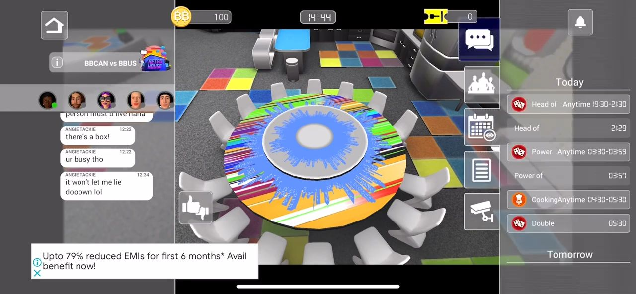 Big Brother: The Game for Android