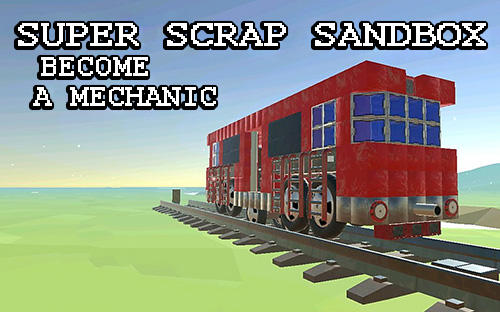 SSS: Super scrap sandbox. Become a mechanic іконка