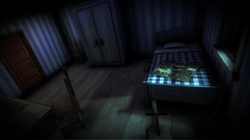Sinister edge: 3D horror game for Android