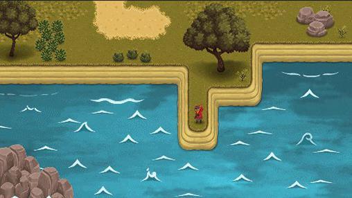 ピクセルゲーム Legend of the Skyfish の日本語版